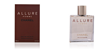 Chanel ALLURE HOMME edt vaporizador 100 ml