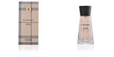 Burberry TOUCH WOMEN eau de perfume vaporizador 100 ml