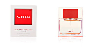 Carolina Herrera CHIC edp vaporizador 50 ml