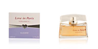 Nina Ricci LOVE IN PARIS edp vaporizador 50 ml