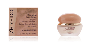 Shiseido BENEFIANCE daytime protective cream SPF15 40 ml