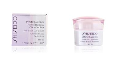 Shiseido WHITE LUCENCY protective day cream SPF15 40 ml