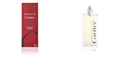 Cartier DECLARATION edt zerstäuber 100 ml