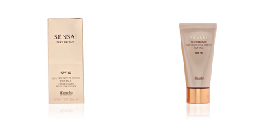 Kanebo SENSAI SILKY BRONZE face cream SPF10 50 ml