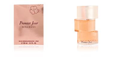 Nina Ricci PREMIER JOUR eau de perfume vaporizador 100 ml
