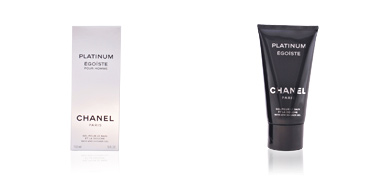 Chanel EGOISTE PLATINUM shower gel 150 ml