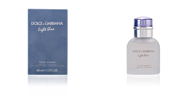 Dolce & Gabbana LIGHT BLUE HOMME eau de toilette vaporizador 40 ml