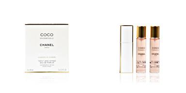 Chanel COCO MADEMOISELLE edp spray 3x20 ml