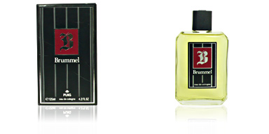Puig BRUMMEL eau de colonia 125 ml