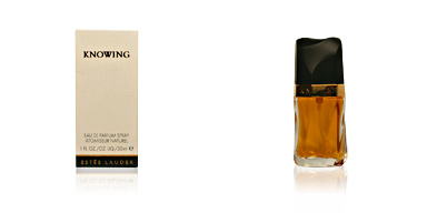 Estee Lauder KNOWING eau de perfume vaporizador 30 ml