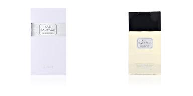Dior EAU SAUVAGE shower gel 150 ml