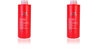 Wella BRILLIANCE conditioner coarse hair 1000 ml