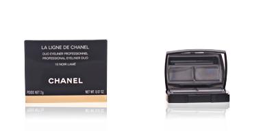 Chanel LA LIGNE duo eyeliner #10-noir lamé 2 gr