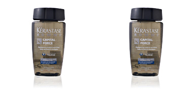 Kerastase HOMME CAPITAL FORCE shampooing anti-pellicules 250 ml