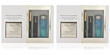 Lancome ABSOLUE PRECIOUS CELLS YEUX LOTE 4 pz