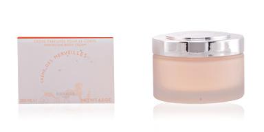 Hermes EAU DES MERVEILLES body cream 200 ml