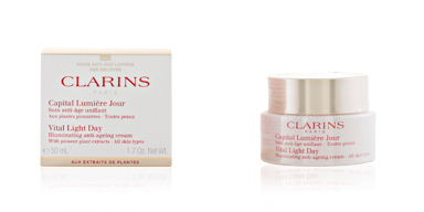 Clarins CAPITAL LUMIERE jour soin anti-age unifiant TP 50 ml