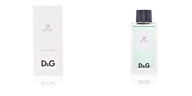 Dolce & Gabbana 21 - LE FOU edt vaporizador 100 ml