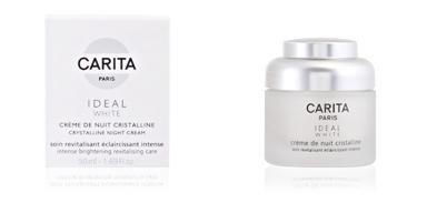 Carita IDEAL WHITE crème de nuit cristalline 50 ml