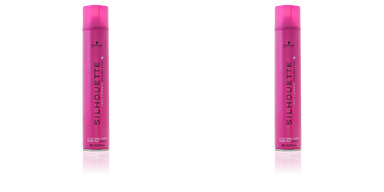 Schwarzkopf SILHOUETTE color brillance hairspray 500 ml