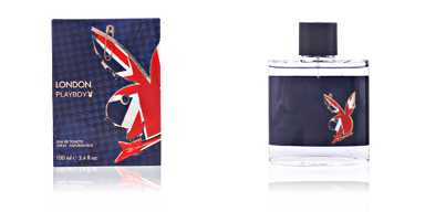Playboy PLAYBOY LONDON edt vaporizador 100 ml