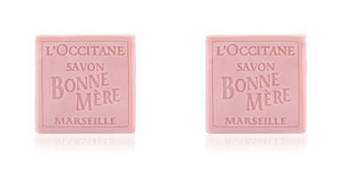 L'Occitane BONNE MERE savon rose 100 gr
