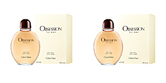 Calvin Klein OBSESSION MEN après rasage 125 ml