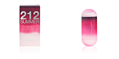 Carolina Herrera 212 SUMMER 2013 eau de toilette vaporizador limited edition 60 ml