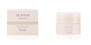 Kanebo SENSAI SILKY soothing cream 40 ml