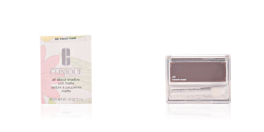 Clinique ALL ABOUT SHADOW matte #AC-french roast 2,2 gr