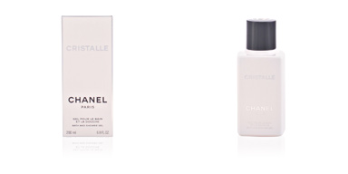 Chanel CRISTALLE gel moussant integral 200 ml