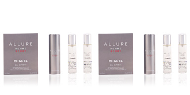 Chanel ALLURE HOMME SPORT eau extrême zerstäuber refillable 3 x 20 ml