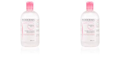 Bioderma CREALINE TS H2O solution micellaire peaux très sèches 500 ml