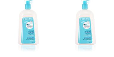 Bioderma ABCDERM cold-cream crème lavante nourrissante 1000 ml