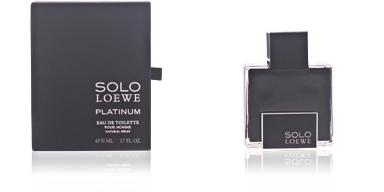Loewe SOLO LOEWE PLATINUM edt zerstäuber 50 ml