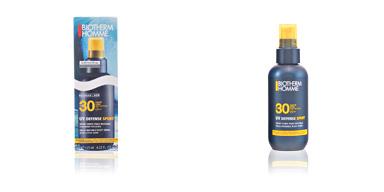 Biotherm HOMME UV DEFENSE SPORT spray corps SPF30 125 ml