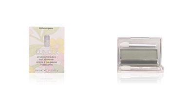 Clinique ALL ABOUT SHADOW soft shimmer #2A-lemon grass 2.2 gr