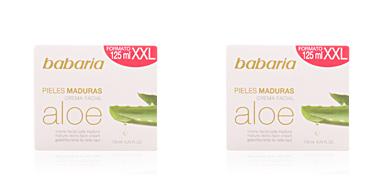 Babaria ALOE VERA crema facial nutritiva 125 ml