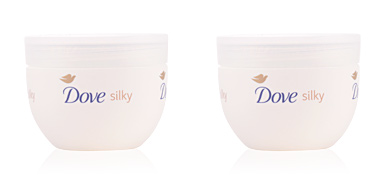 Dove BODY SILKY crema corporal 300 ml