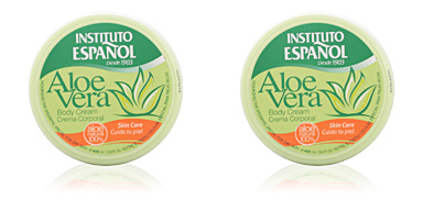 Instituto Español ALOE VERA crema corporal 400 ml
