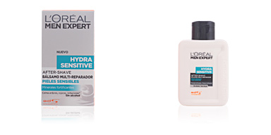 L'Oréal MEN EXPERT hydra sensitive après rasage bálsamo 100 ml