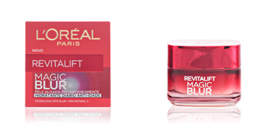 L'Oréal REVITALIFT MAGIC BLUR  moistuirizing cream 50 ml