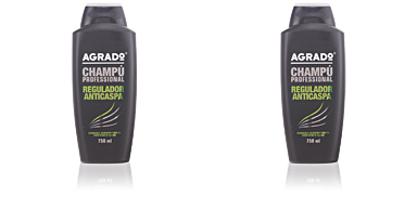 Agrado CHAMPU regulador anticaspa 750 ml