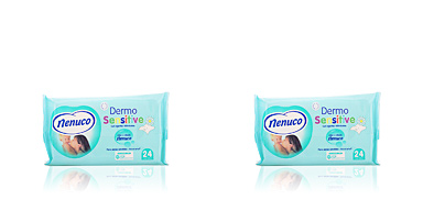 Nenuco NENUCO toallitas dermosensitive 24 uds