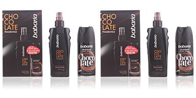 Babaria CHOCOLATE FRAGANCE FOR MEN SET 2 pz