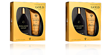 Posseidon POSEIDON GOLD MEN SET 2 pz