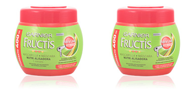Garnier FRUCTIS HIDRA LISO TERMO ACTIVO kur/maske 400 ml