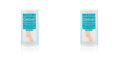 Calber TALCO desodorizante pies mentol 100 gr
