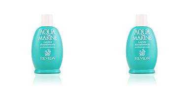 Revlon AQUA MARINE loción desodorante antitranspirante 75 ml