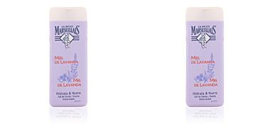 Le Petit Marseillais MIEL DE LAVANDA duschgel 400 ml